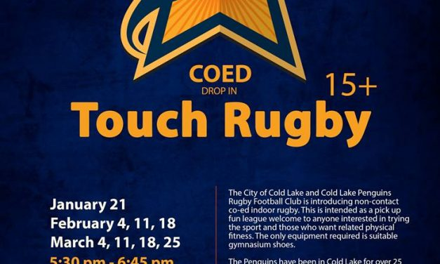 Indoor Coed Touch Rugby