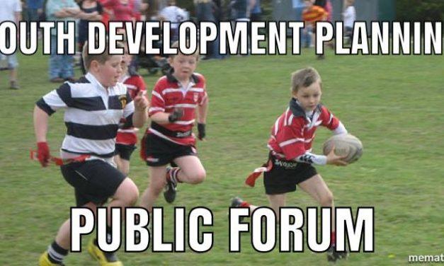 Youth Development Planning