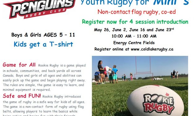 Youth Rugby for Mini's