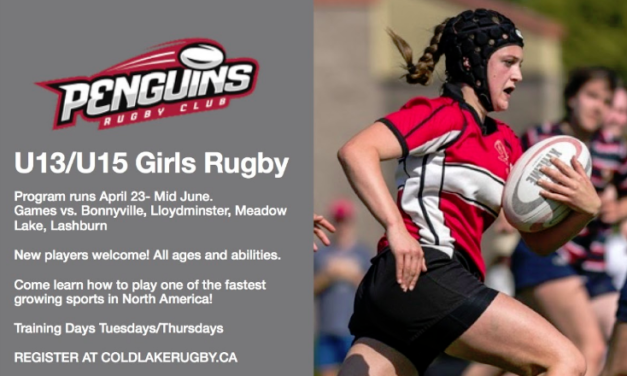 Girls Youth Rugby – Register NOW